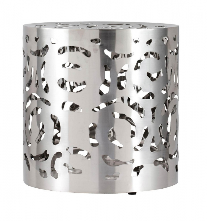 Kihei Stool - Stainless Steel