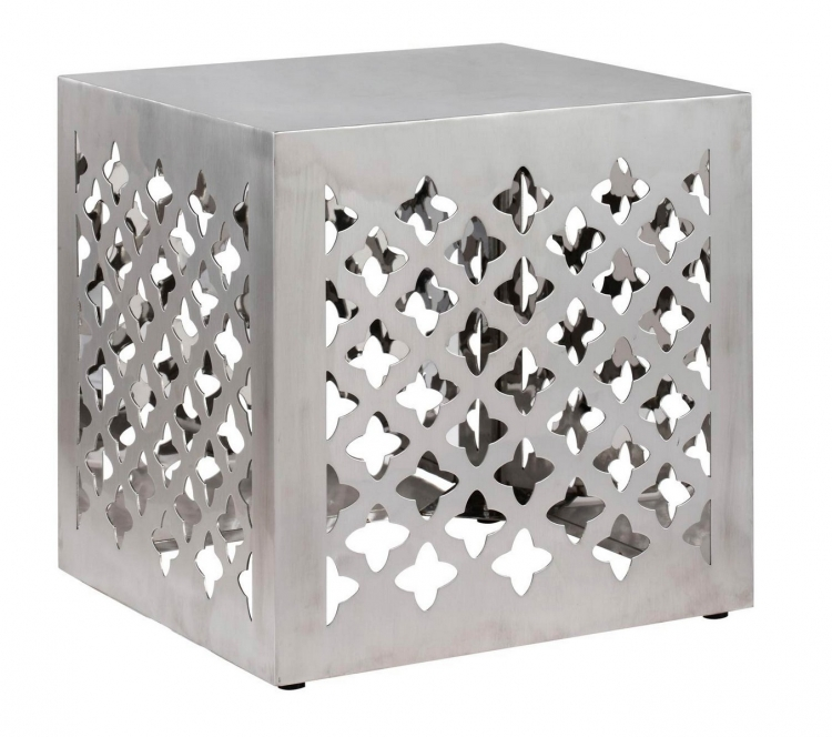 Kailua Stool - Stainless Steel