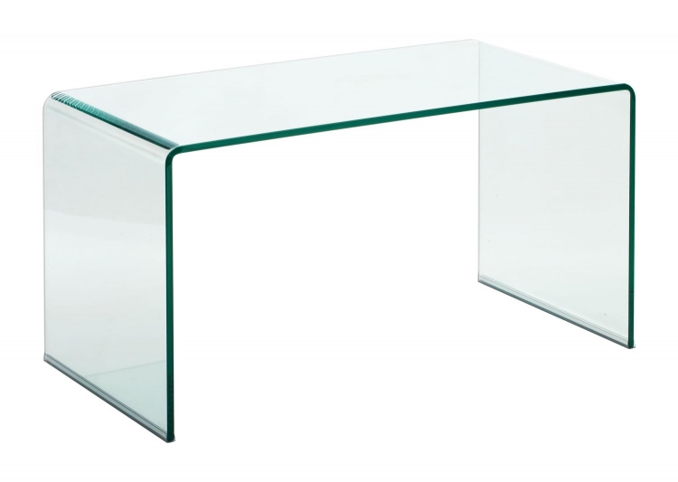Course Coffee Table - Clear