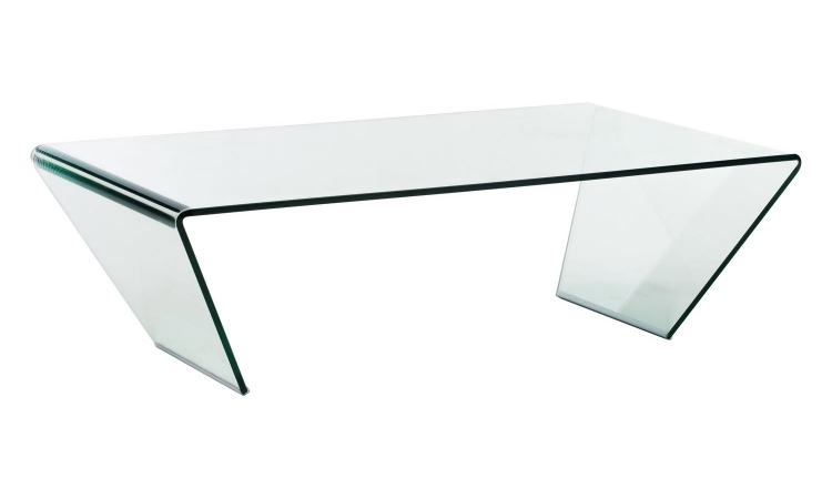 Migration Coffee Table - Clear