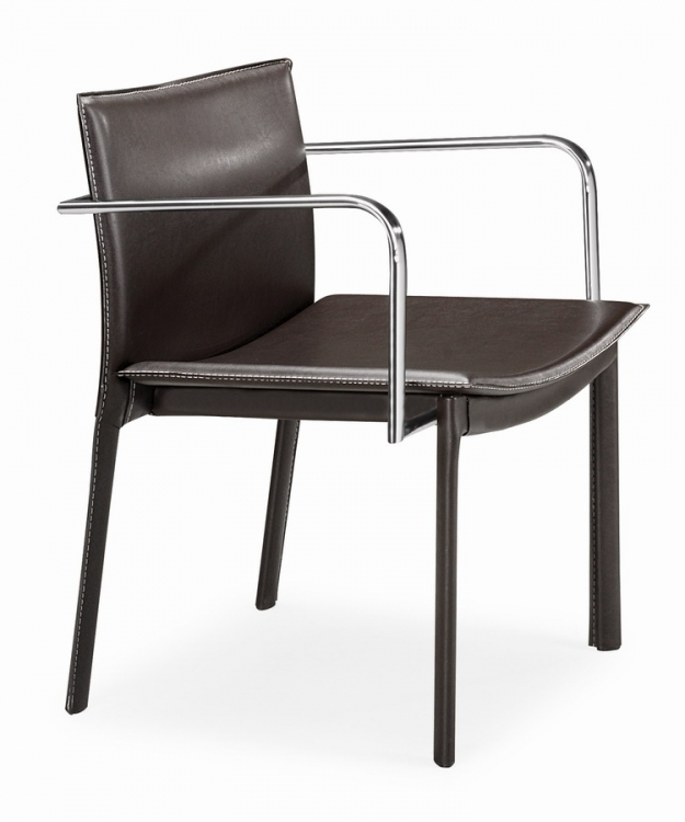 Gekko Conference Chair - Espresso
