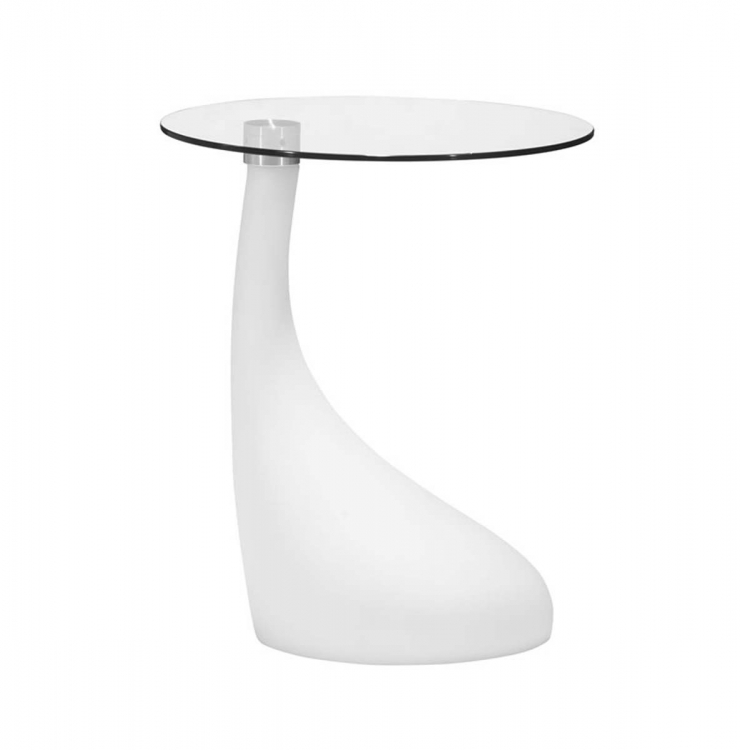 Jupiter Lumen Side Table - Multicolor - Zuo Modern