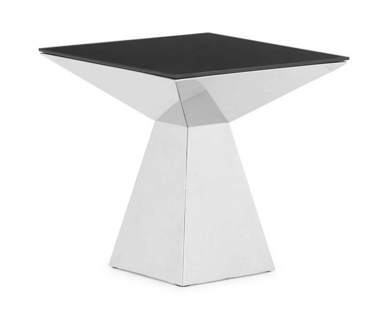 Tyrell Coffee Table - Black - Zuo Modern
