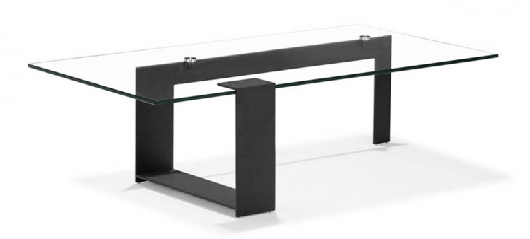 Zeon Coffee Table - Black - Zuo Modern