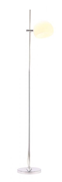 Astro Floor Lamp - Frosted Glass