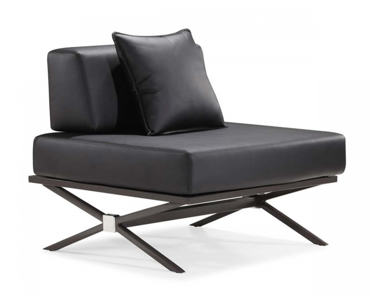 Xert Modular Chair - Black - Zuo Modern