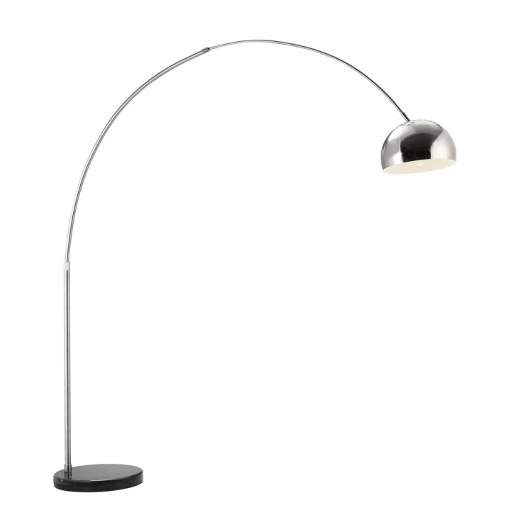 Spectral Floor Lamp - Chrome