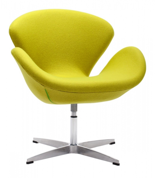 Pori Occasional Chair - Pistachio Green
