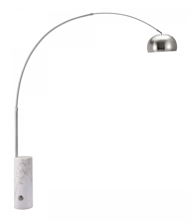 Trion Floor Lamp - Satin