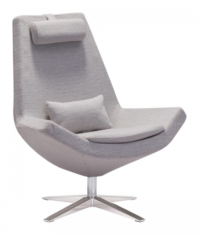 Bruges Occasional Chair - Light Gray