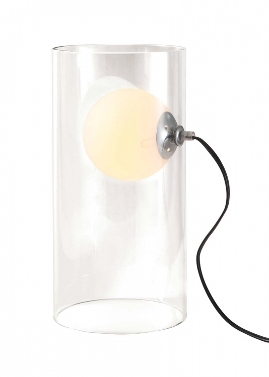 Eruption Table Lamp - Clear