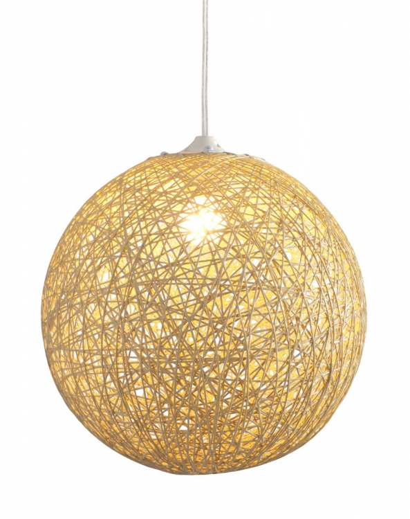 Continuity Ceiling Lamp - Beige