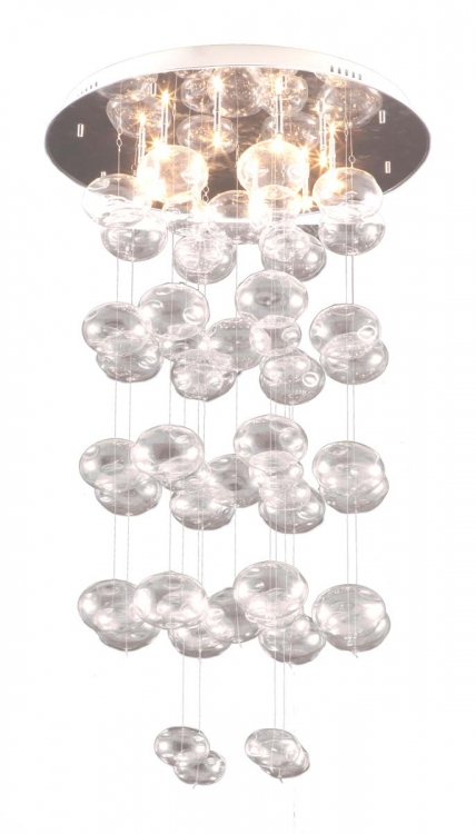 Vector Ceiling Lamp - Stainless Steel