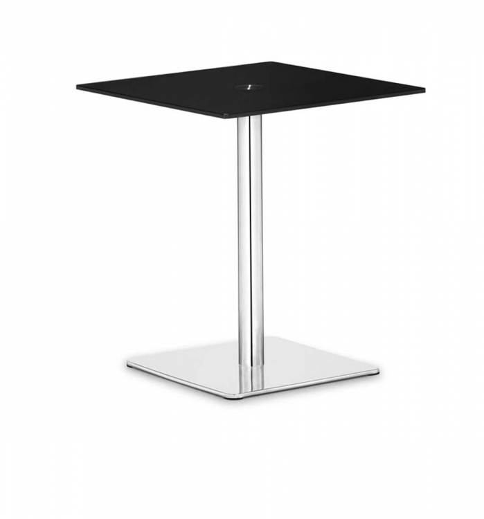 Dimensional Pub Table - Black - Zuo Modern