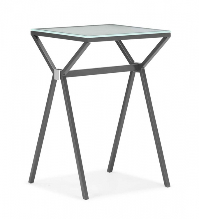 Xert Counter Table - Gray - Zuo Modern