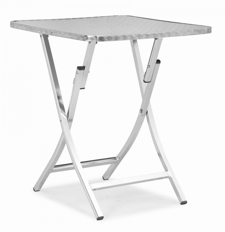 Bard Folding Table - Zuo Modern