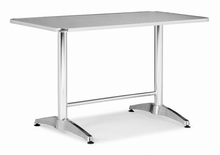 Vaux Rectangular Table - Zuo Modern