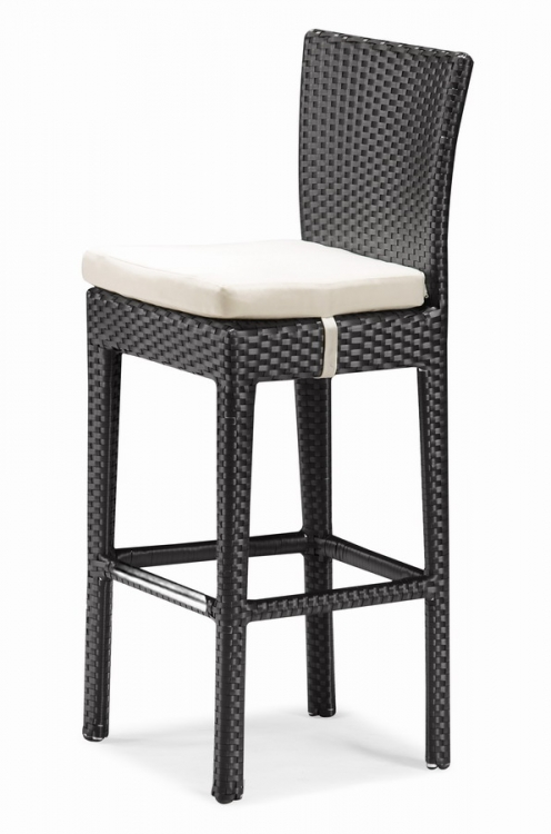 Anguilla Bar Chair - Zuo Modern