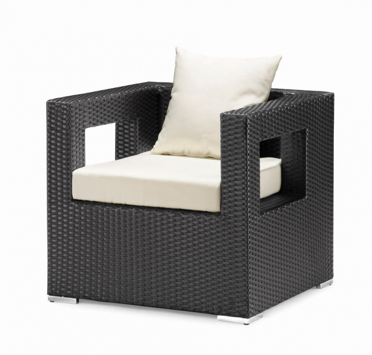 Algarve Arm Chair - Zuo Modern