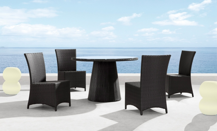 Avalon-Vallarta Dining Set - Zuo Modern
