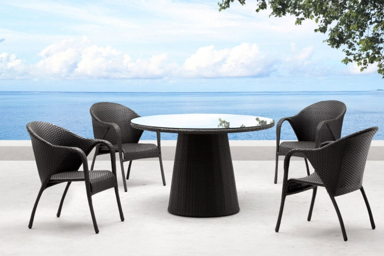 Avalon-Montezuma Dining Set - Zuo Modern