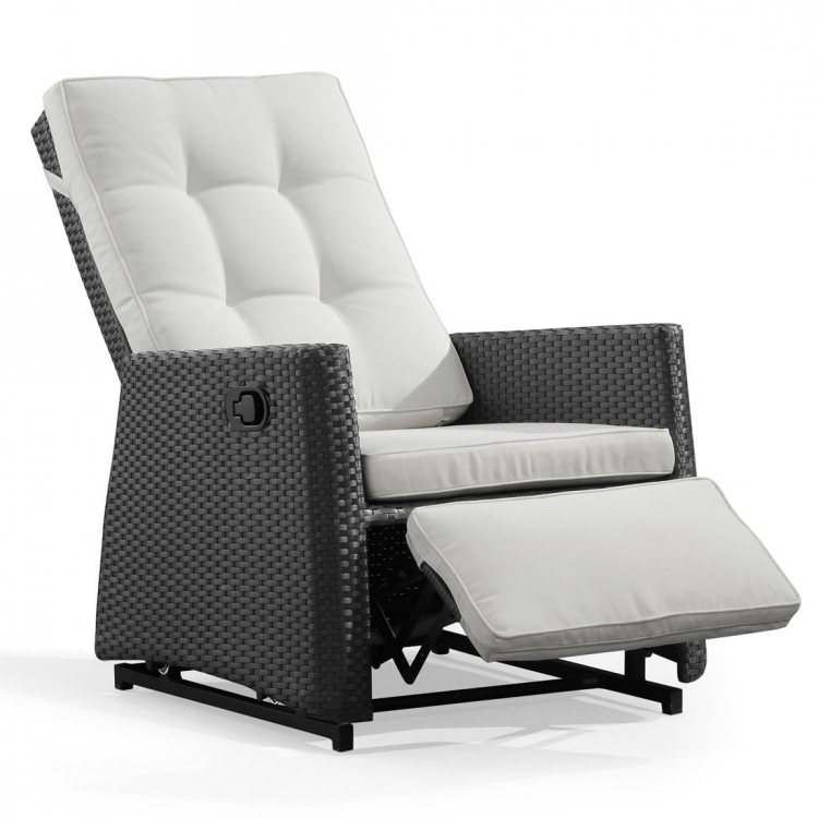 Daytona Rocking Chair - Espresso - Zuo Modern