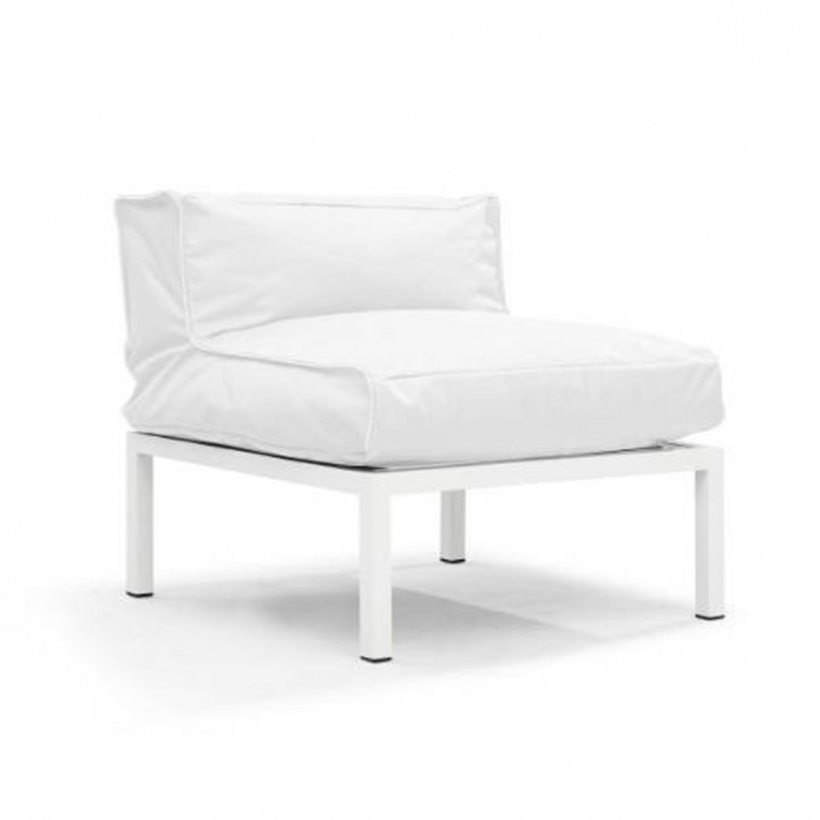 Copacabana Middle - White - Zuo Modern