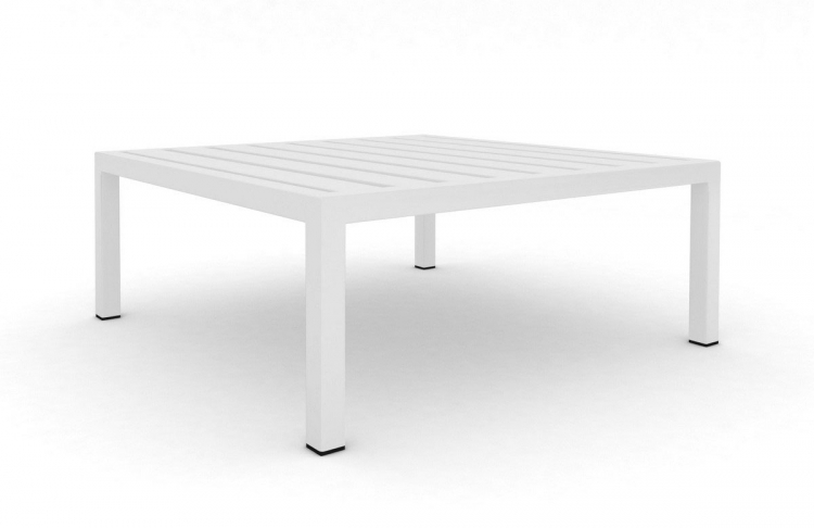 Copacabana Table - White - Zuo Modern