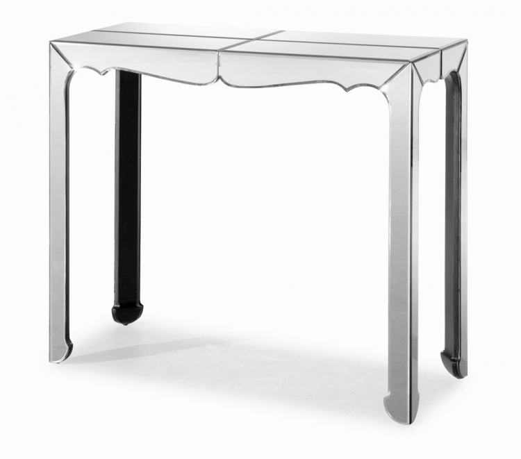 Vive Console Table - Gray - Zuo Modern