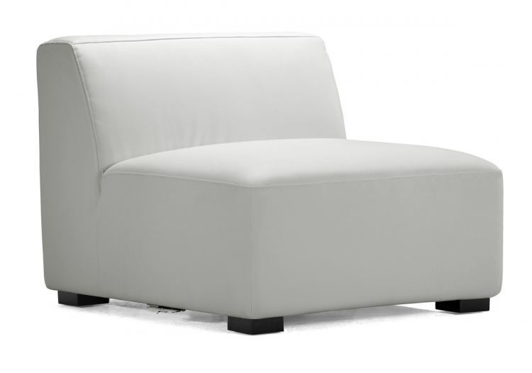Portrait Sofa Middle - White