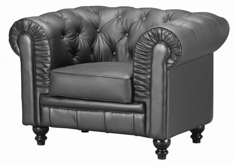 Aristocrat Armchair - Black