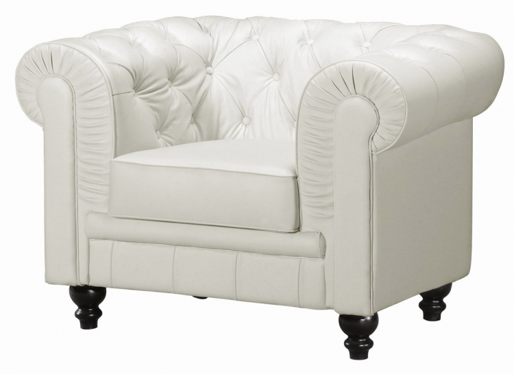 Aristocrat Armchair - White