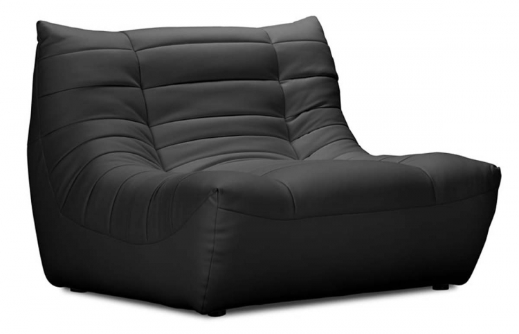 Carnival Single Seat - Black - Zuo Modern