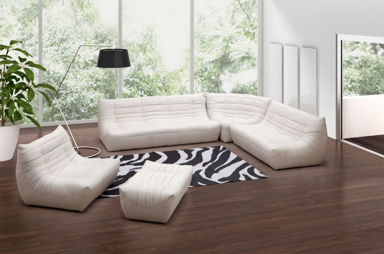 Carnival Sectional Sofa Set - Zuo Modern