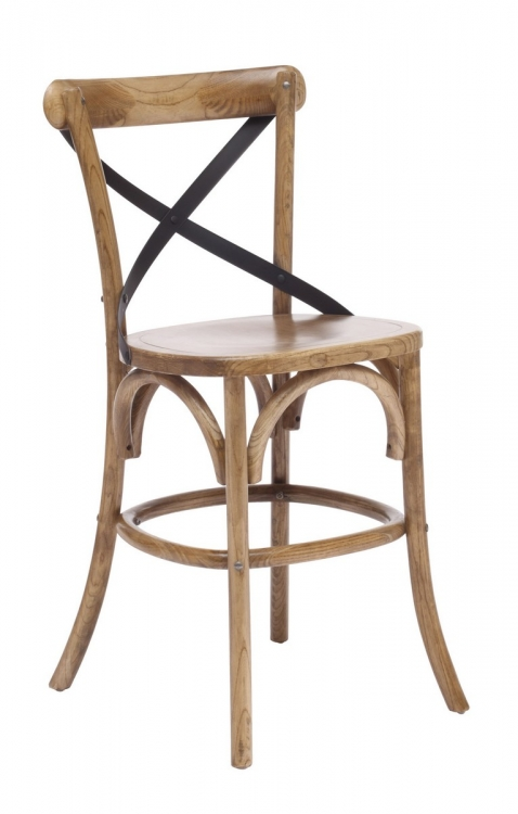 Union Square Counter Chair - Natural