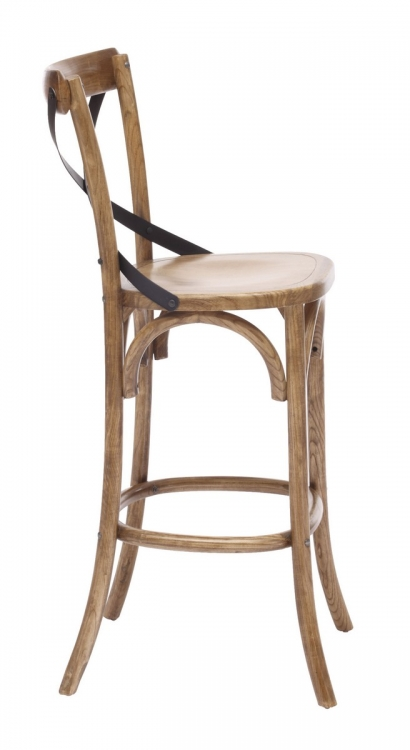 Union Square Bar Chair - Natural