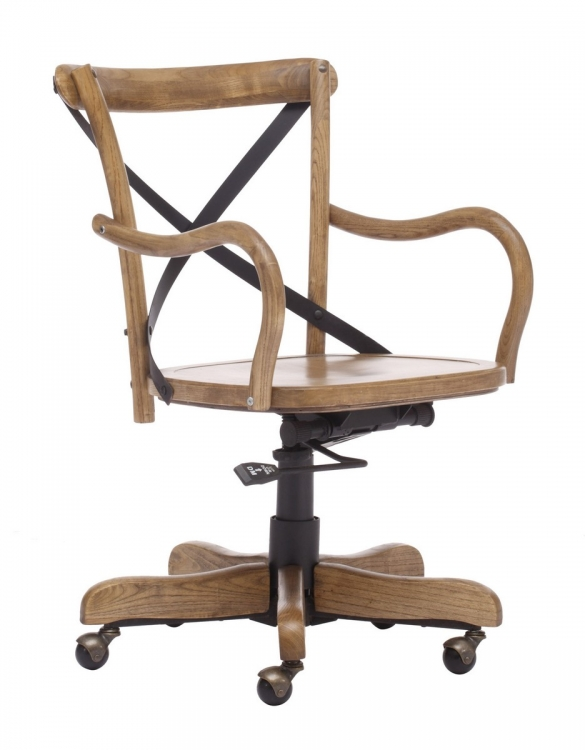 Union Square Office Chair - Natural