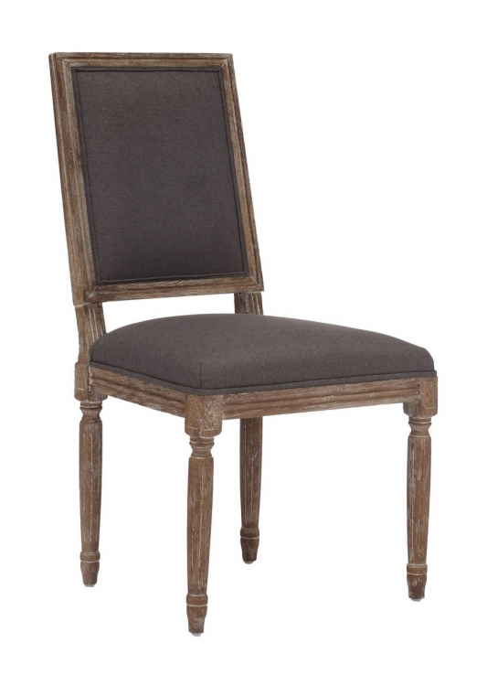 Cole Valley Dining Chair - Charcoal Gray