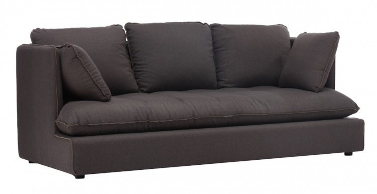 Pacific Heights Sofa - Charcoal Gray
