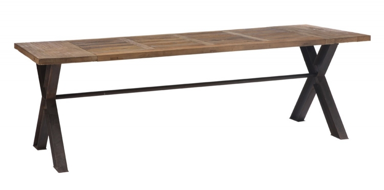 Haight Ashbury Dining Table - Distressed Natural