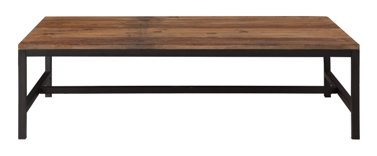 Elliot Coffee Table - Distressed Natural