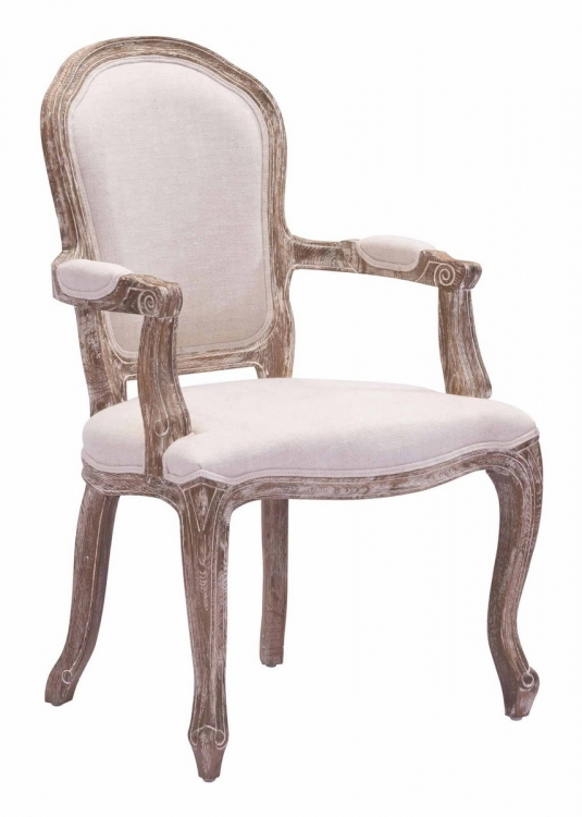 Hyde Dining Chair - Beige