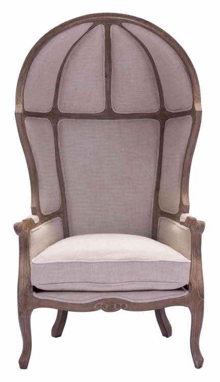 Ellis Occasional Chair - Beige