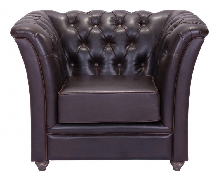 Rodeo Drive Arm Chair - Brown