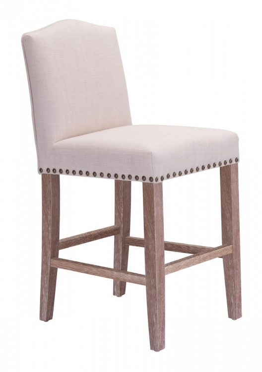 Pasadena Counter Chair - Beige