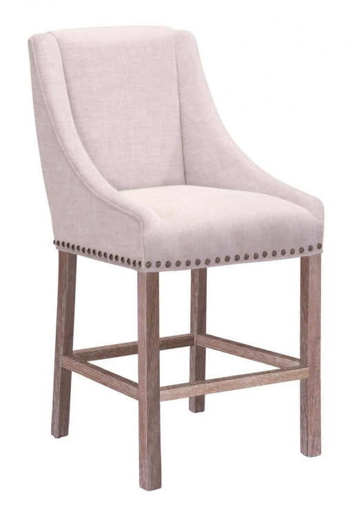 Indio Counter Chair - Beige
