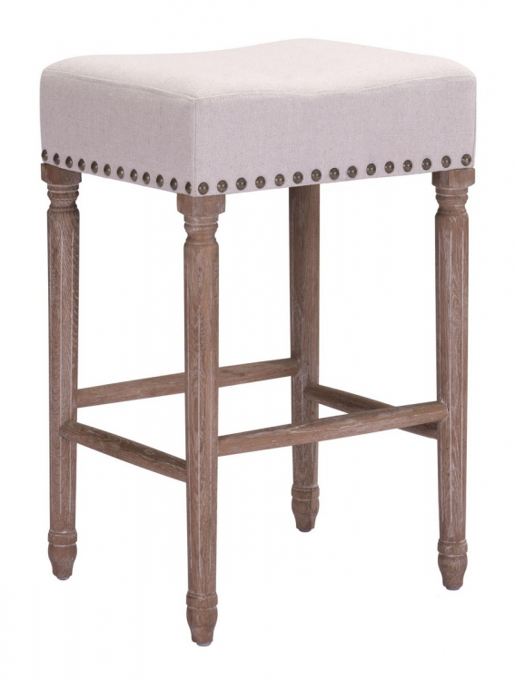 Anaheim Counter Stool - Beige