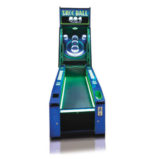Ultimate Pinball Skee-ball Modern Alley