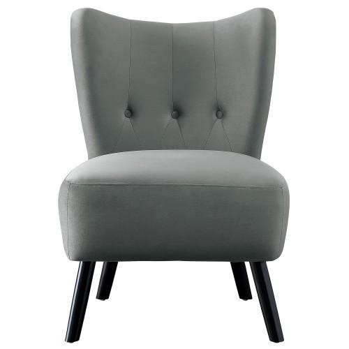 Imani Accent Chair - Gray