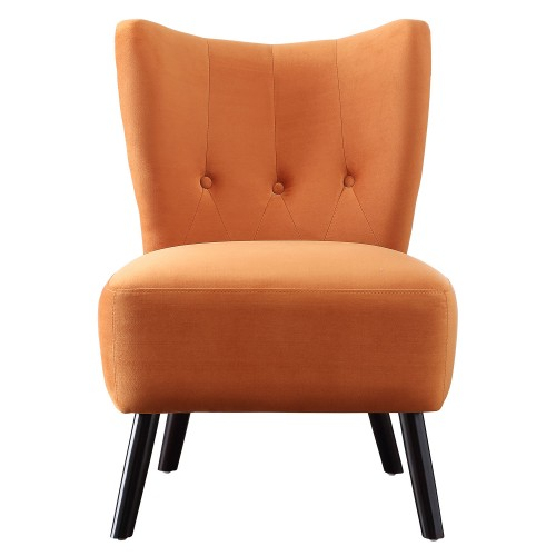 Imani Accent Chair - Orange